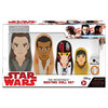PPW Toys Star Wars 8 - The Last Jedi The Resistance Nesting Dolls Set